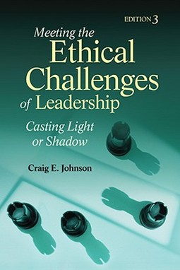 Chapter 3 – The Leader's Character - Ethical Leadership